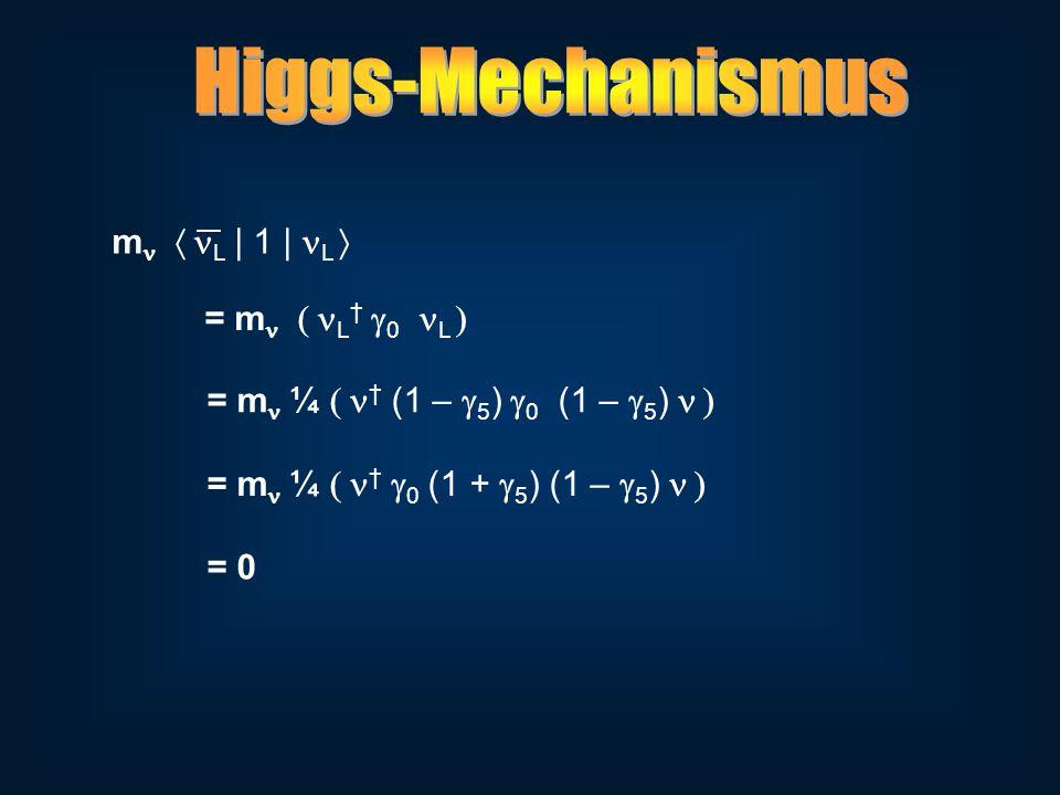 = m L 0 L m L | 1 | L = m ¼ (1 – 5 ) 0 (1 – 5 ) = m ¼ 0 (1 + 5 ) (1 – 5 ) = 0