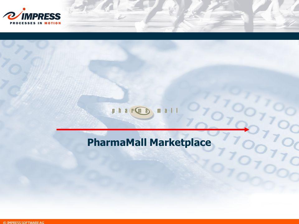 © IMPRESS SOFTWARE AG PharmaMall Marketplace
