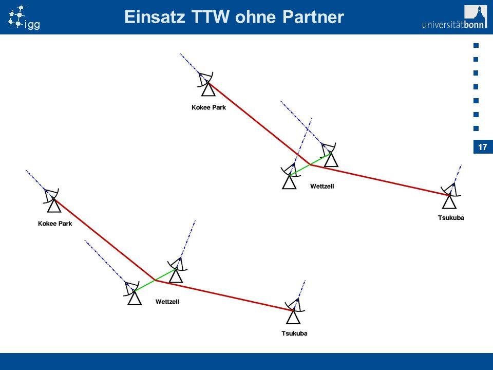 17 Einsatz TTW ohne Partner