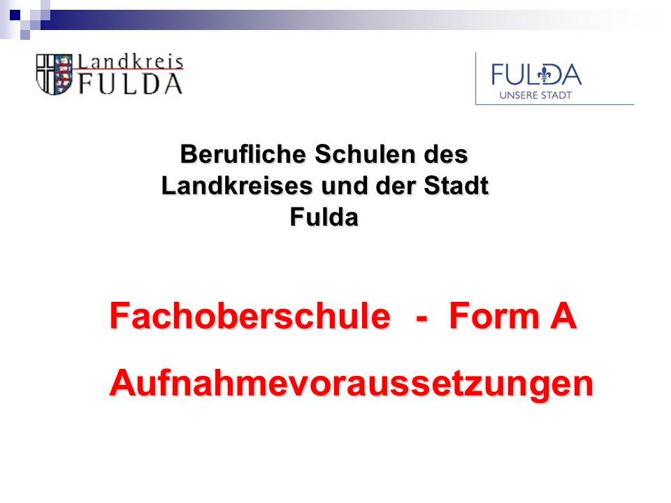 Allgemeine Voraussetzungen Anmeldung bis 31.