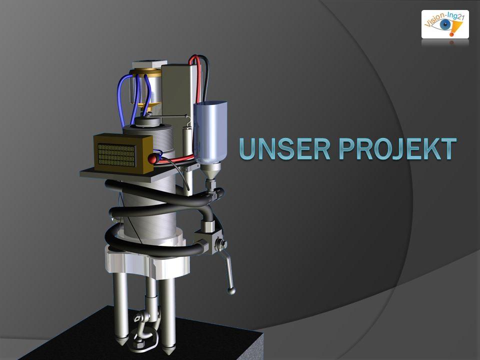 Hochleistungspumpe mit Maximaldruck von 500 bar LiPo Akku mit 5000 mAh und 14,4V
