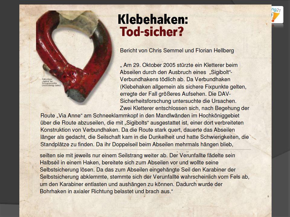 Vergleich Deutscher Alpenverein 18kg2 PersonenAnaloge KraftMomentan ablesbar Muskelkraft ca.