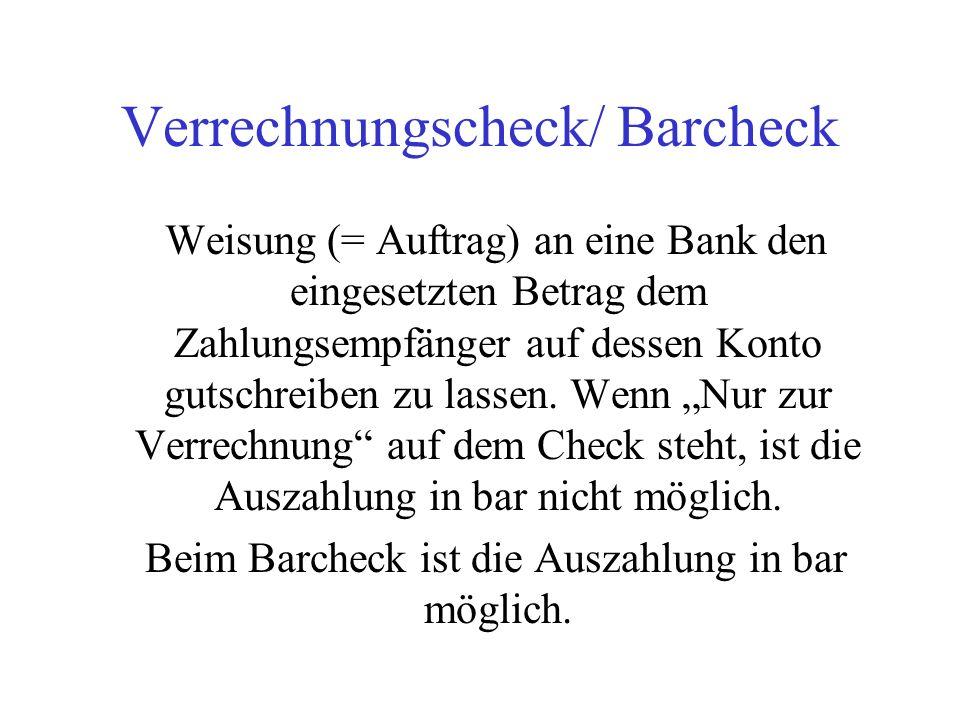 Dauerauftrag Weisung (= Auftrag) an eine Bank, zu wiederkehrenden bestimmten Terminen einen gleichbleibenden Betrag an den selben Empfänger zu überwei