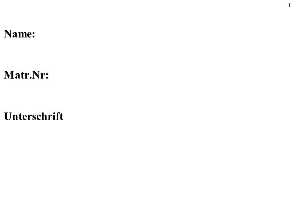 2 Physik für Studierende der Bio- und Lebensmitteltechnologie Die Physikklausur für Studierende der LT/BT enthält Aufgaben aus den Gebieten Allgemeine Grundlagen Mechanik und Fluidmechanik Elektrizität Optik Atomphysik Es wird erwartet, dass der Lösungsverlauf angegeben wird und dass, wenn möglich, die Aufgabe grafisch skizziert wird.