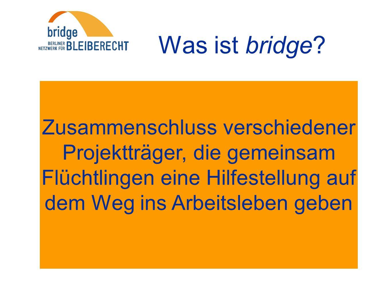 Was ist bridge.