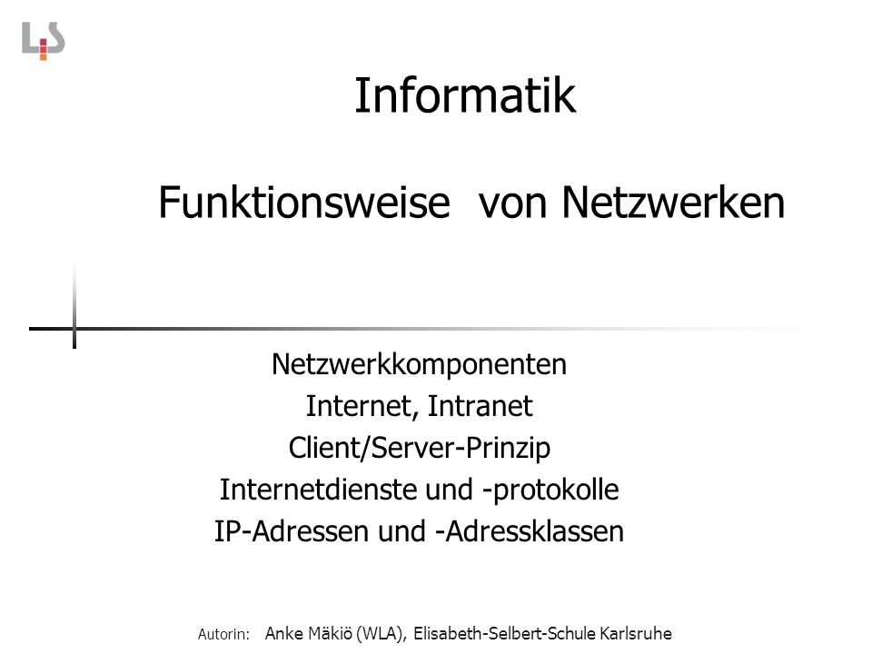 32 TCP/IP TCP/IP (Transport Control Protocol/Internet Protocol) ist das im Internet gebräuchliche Protokoll die Dienste WWW, E-Mail, Newsgroups, FTP, Telnet bzw.