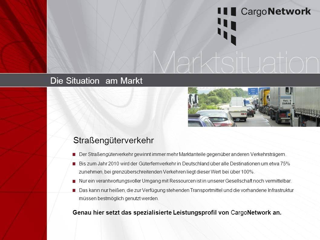 Zahlen, Daten, Fakten Unternehmenssitz:CargoNetwork GmbH & Co.