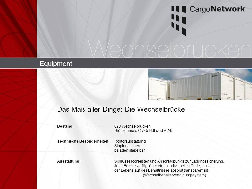 Die Frachtführer Einen eigenen Fuhrpark hält CargoNetwork nicht vor.