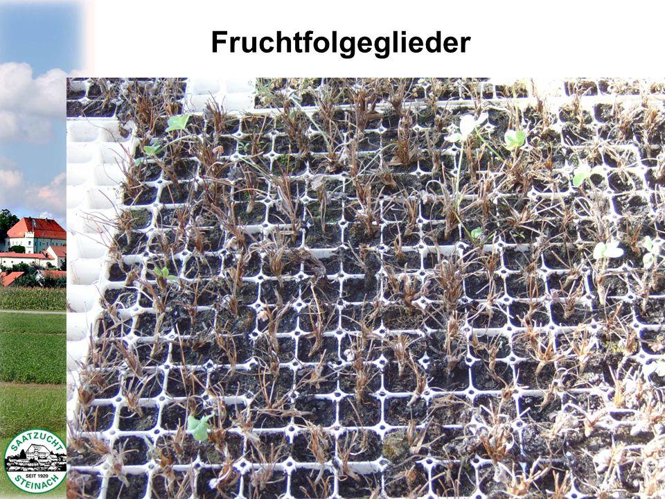 Fruchtfolgeglieder