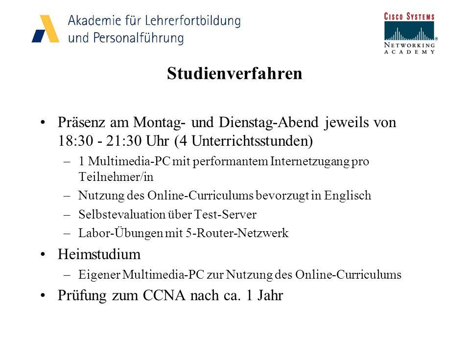 Studienzeiten und Studiengebühren 1.Semester 11.09.2000 – 13.11.2000 2.