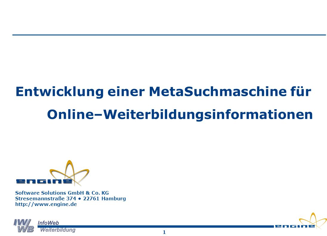 1 Software Solutions GmbH & Co.