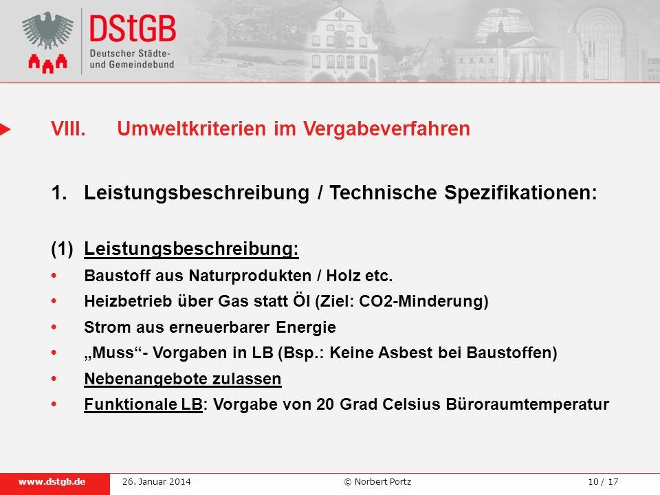 10 / 17www.dstgb.de © Norbert Portz26. Januar 2014 1.Leistungsbeschreibung / Technische Spezifikationen: (1)Leistungsbeschreibung: Baustoff aus Naturp