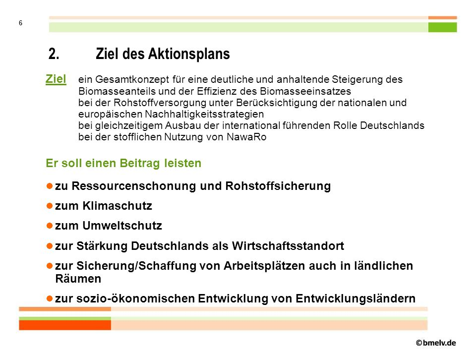5 1.Einbettung und Grundlagen des Aktionsplans zur stofflichen Nutzung nachwachsender Rohstoffe – die Rahmenbedingungen 4/4 Koalitionsvertrag (26.10.2