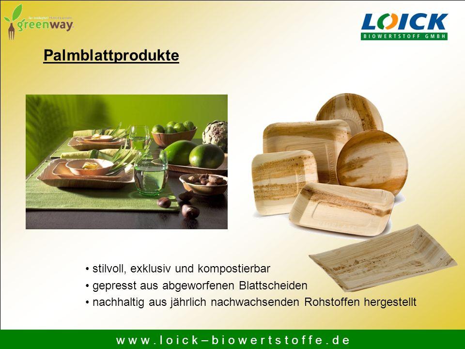 Palmblattprodukte stilvoll, exklusiv und kompostierbar gepresst aus abgeworfenen Blattscheiden nachhaltig aus jährlich nachwachsenden Rohstoffen herge
