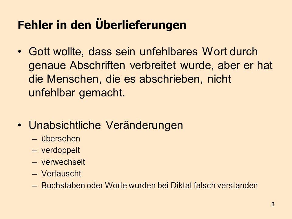 19 Gedruckte Textausgaben: Die Complutensische Polyglotte Am 10.