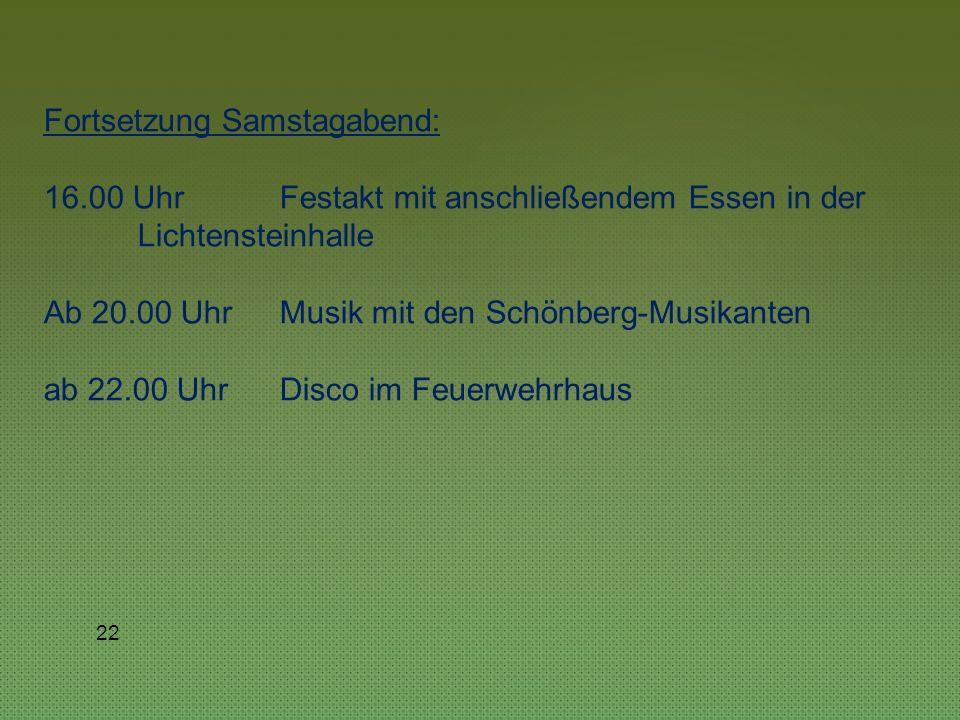 21 Samstag, 19.05.2012 10.00 -13.00 UhrZur Auswahl stehen folgende Ausflüge: Rundfahrt in Lichtenstein mit Besichtigungsmöglichkeiten z.B.