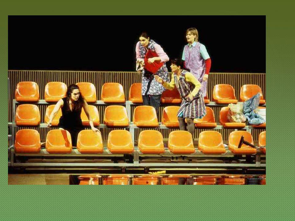 So. 27.1.2013 waren wir in Stuttgart in der Oper Zauberflöte im Großen Haus