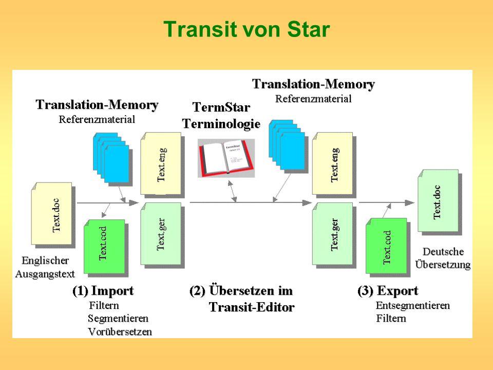 Transit von Star