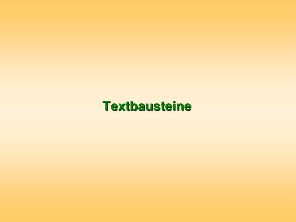 Bewertung der linguistischen Performanz der Systeme mit der Sprachrichtung Englisch–Deutsch (Hinsichtlich der Textsortenklasse Instruktionstexte) Alle Systeme sind grundsätzlich in der Lage, englische Imperative ins Deutsche zu übersetzen (Einschränkungen bei mangelnder Auswahlmöglichkeit).