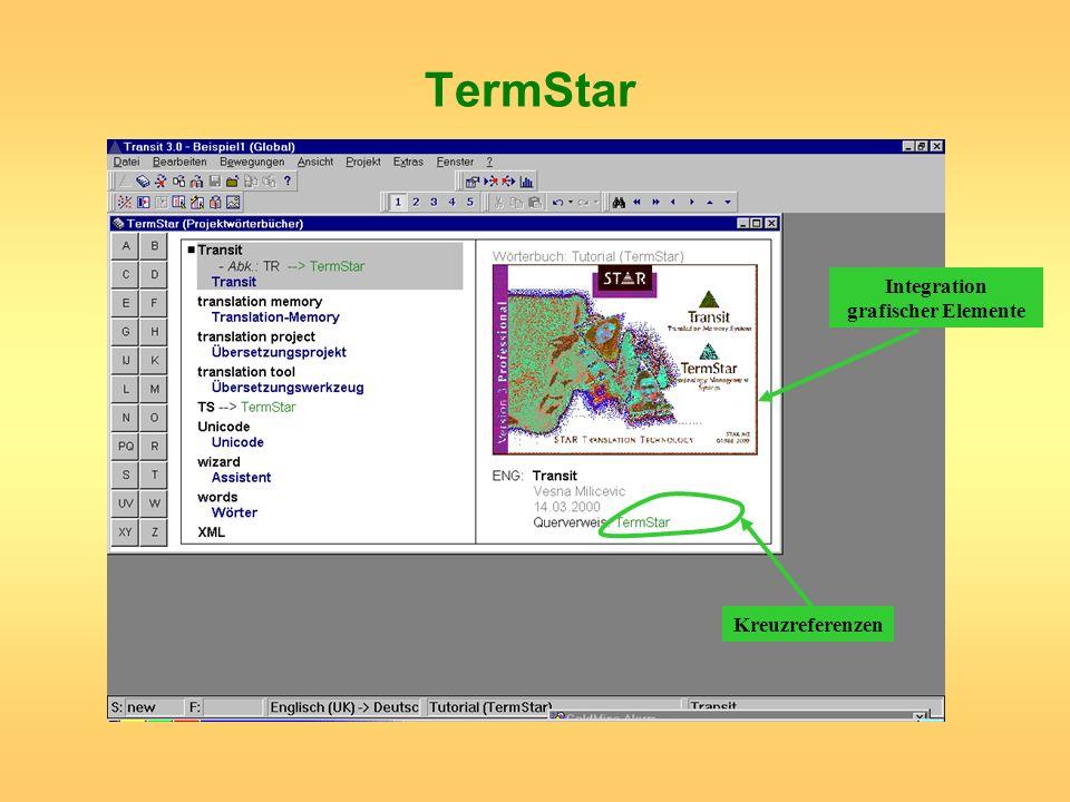 TermStar Kreuzreferenzen Integration grafischer Elemente