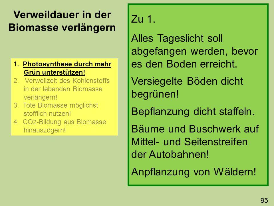 Weitere Vorschläge zu 1.Kein Boden ohne Grün. Wildkräuter zulassen.