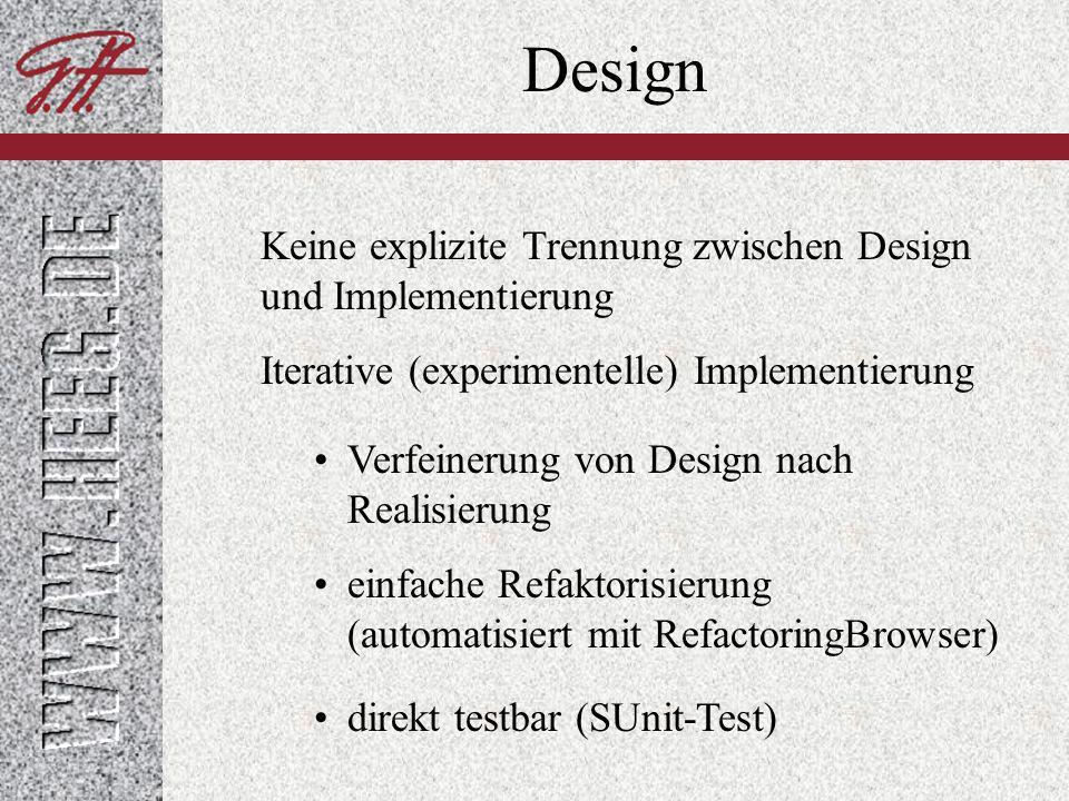 Teams - Java Entwickler VM Werkzeuge Laufzeitumgebung Entwickler VM Werkzeuge Laufzeitumgebung Bibliothek in Ver- zeichnisstruktur und jar-Dateien Versionsverwaltung (SourceSave, PVCS, CVS, RCS,...)