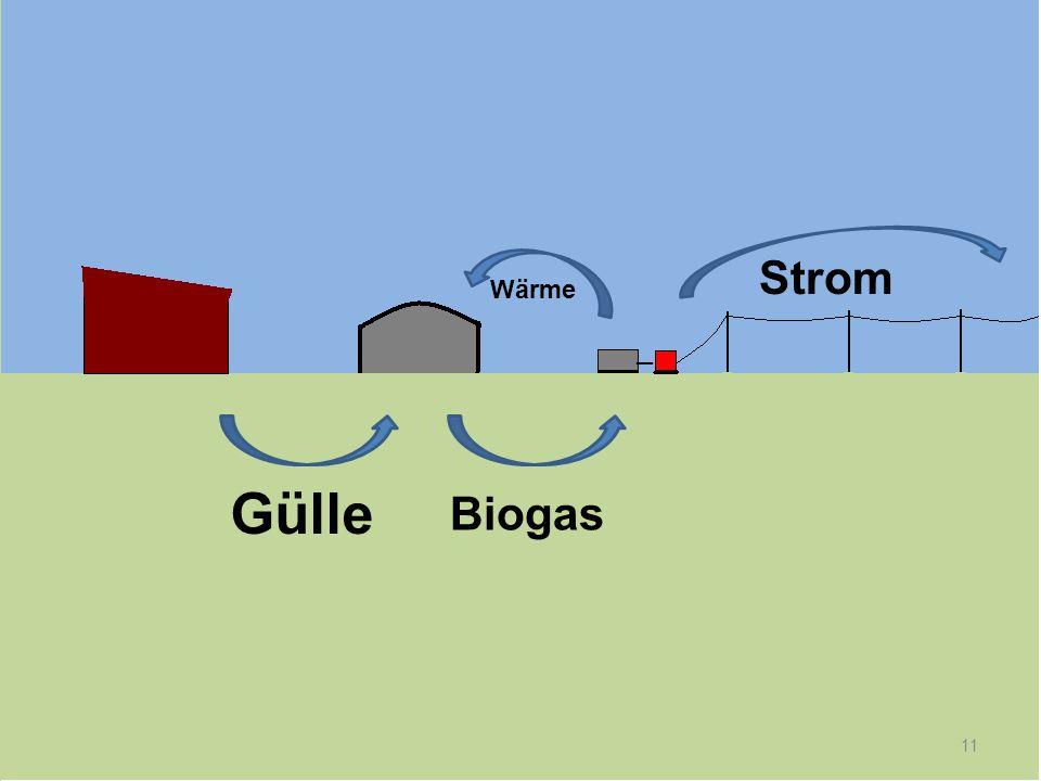 11 _ Gülle Biogas Strom Wärme