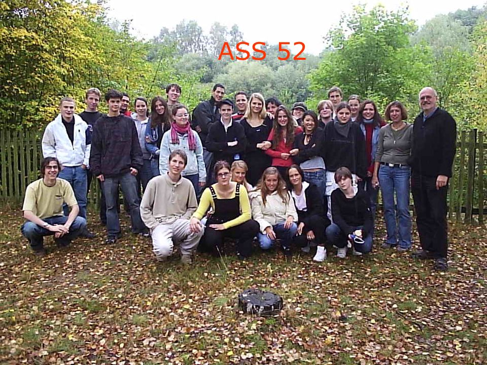 Methodentraining ASS 52