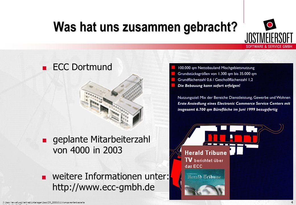 J:\Joso Verwaltung\Vertrieb\Unterlagen\Joso\IIR_20001011\Komponentenbasierte Virtuelle Marktplätze.ppt 25.