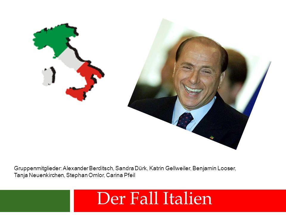 Routine- und Wahlkampfkommunikation zahlreiche Äußerungen in den Nachrichtensendungen der Fininvest: Berluconi ist großartig Gut gemacht, Berlusconi Unterhaltungssendungen als Plattform für Pro-Berlusconi-Aussagen