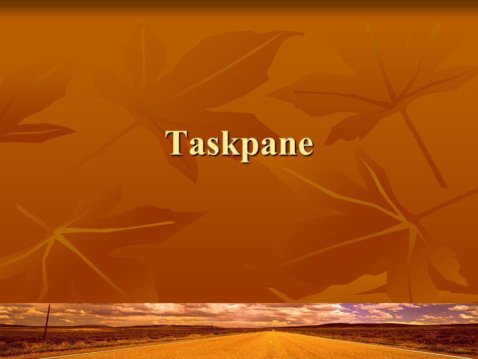 Arbeiten mit der TaskPane Start Start Community Community Environment Manager Environment Manager Solution Samples Solution Samples XML WebServices XML WebServices Filer Filer Minesweeper Minesweeper DataExplorer (später) DataExplorer (später)