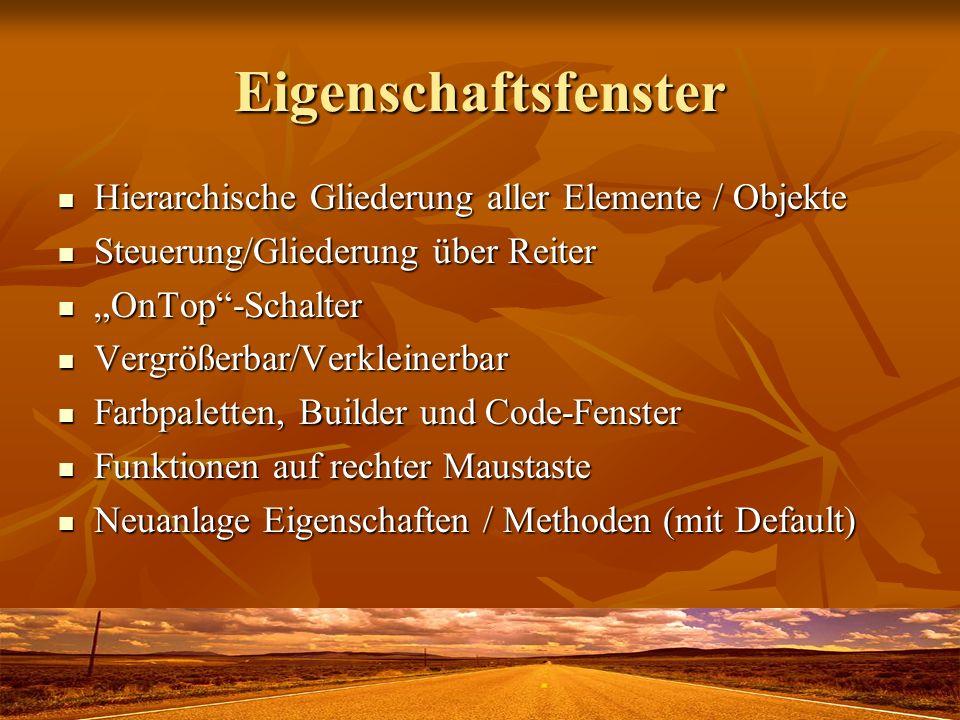 Weiterführendes Material Visual FoxPro 9.0 Visual FoxPro 9.0 Updatebuch Updatebuch Roadshow-CD Roadshow-CD Lokalisierungs-CD Lokalisierungs-CD Visual FoxPro 8.0 Visual FoxPro 8.0 Updatebuch Updatebuch Deutsche Hilfedatei Deutsche Hilfedatei Online-Angebote der dFPUG Online-Angebote der dFPUG Forum, Portal, eNewsletter, Homepage, Wiki Forum, Portal, eNewsletter, Homepage, Wiki