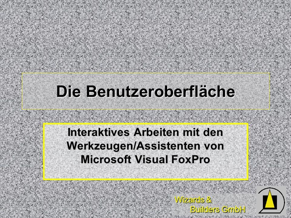 Wizards & Builders GmbH Der Debugger Programmverfolgung(Trace) Programmverfolgung(Trace) Überwachung(Debug) Überwachung(Debug) Aufruf-Stack(Program) Aufruf-Stack(Program) Debug-Ausgabe (Debugout) Debug-Ausgabe (Debugout) Aktuelle Variablen(Display Memo) Aktuelle Variablen(Display Memo) Extras Extras Haltepunkte, Ereignisüberwachung, Protokoll Haltepunkte, Ereignisüberwachung, Protokoll