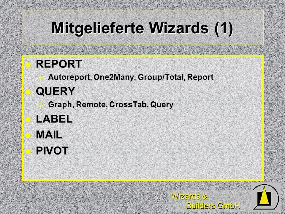 Wizards & Builders GmbH Kennzeichen in FRX-Datei (2) Separierung vert.wiz_hdivCom.