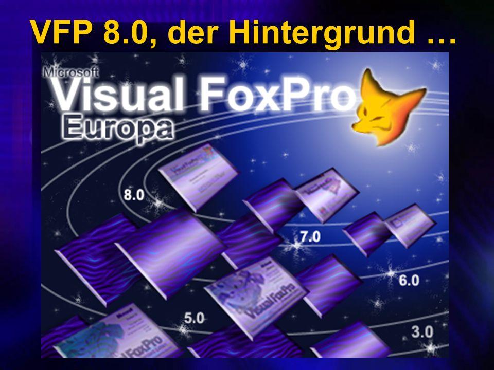 Microsoft Executive Support für Visual FoxPro 8.0 VIDEO