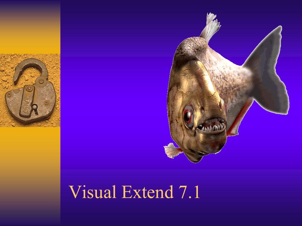 Visual Extend 7.1