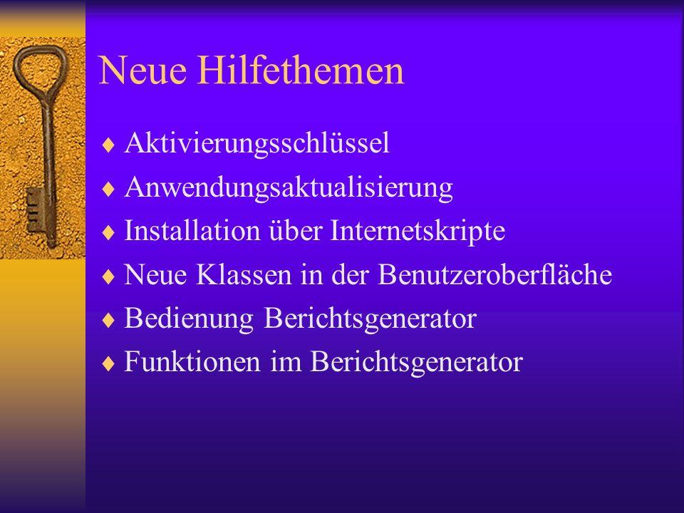 Lieferformen Formate –Word-Dokument –Hilfe-Projekt Sprachen –Deutsch –Englisch ggf.