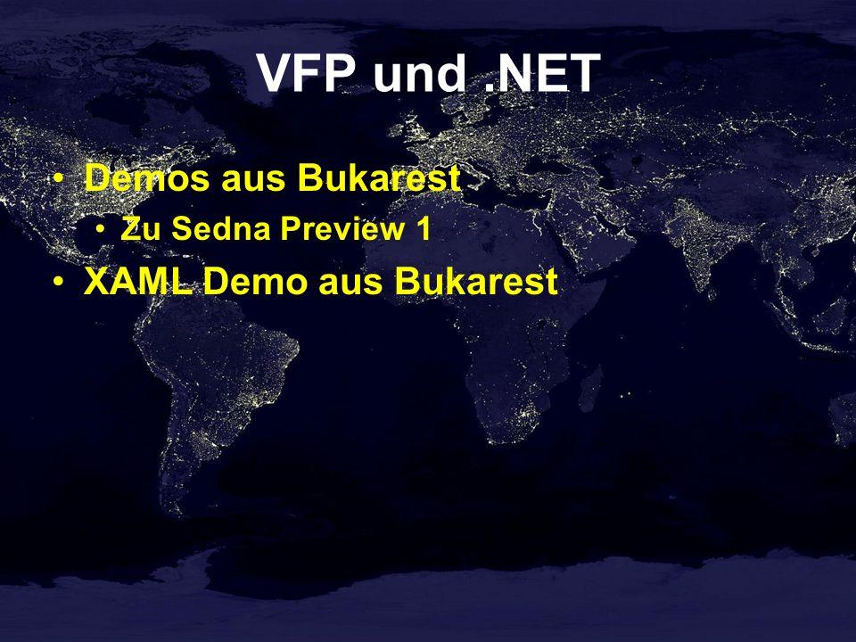 VFX Anwendungen auf Vista Task Dialoge