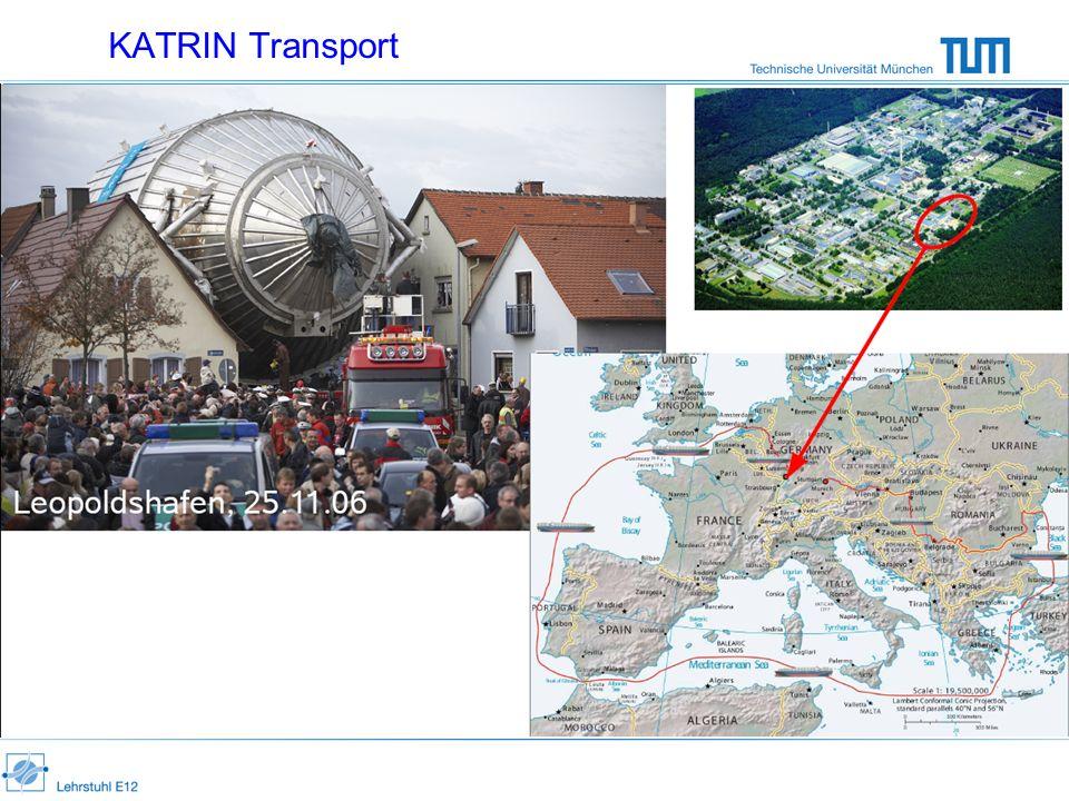 KATRIN Transport