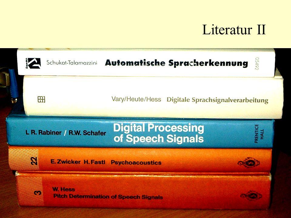 27 Literatur II