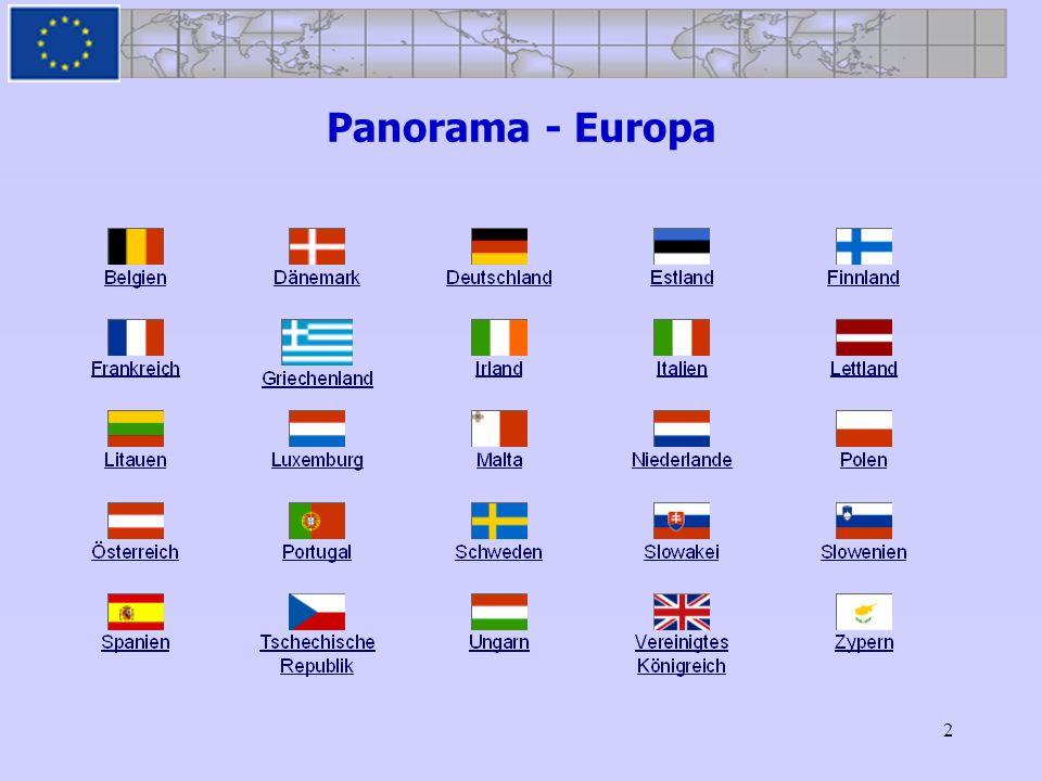 2 Panorama - Europa