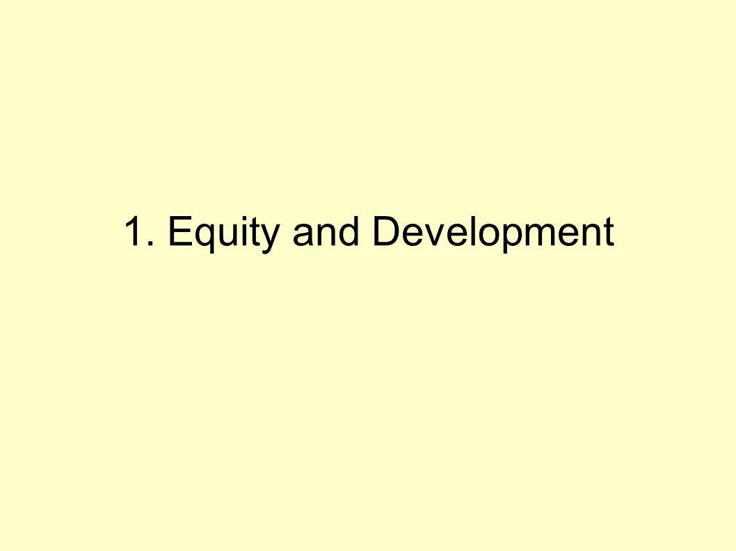 3. Bildung und Stratifizierung in Entwicklungsländern