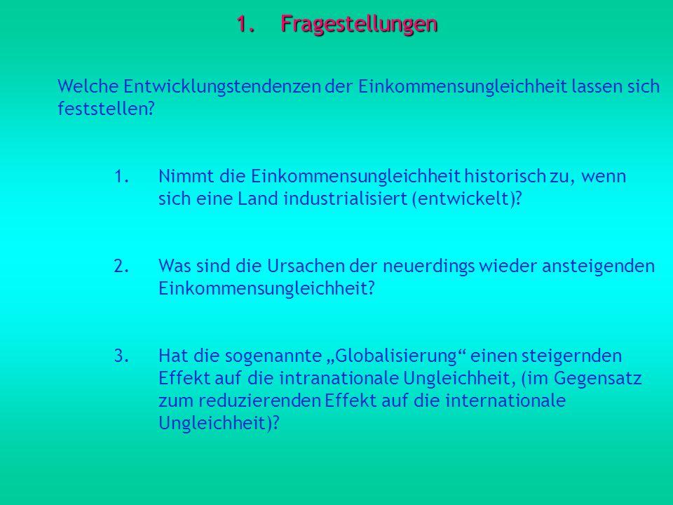 6.Fazit: Globalisierung, Postindustrialismus oder Welfare State Retrenchment.
