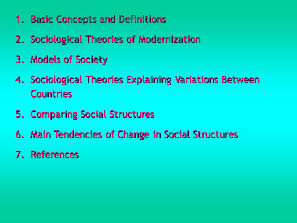 1.Basic Concepts and Definitions 1.