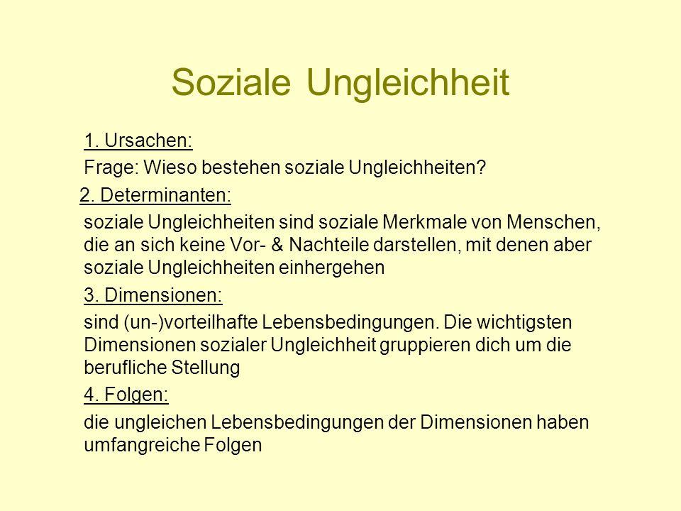 Armut in Deutschland Ausgelöst wurde diese Zwangslage durch: Arbeitslosigkeit Trennung/Scheidung Unerfahrenheit gegenüber dem Kredit- und Konsumangebot Dauerhafte Niedrigeinkommen