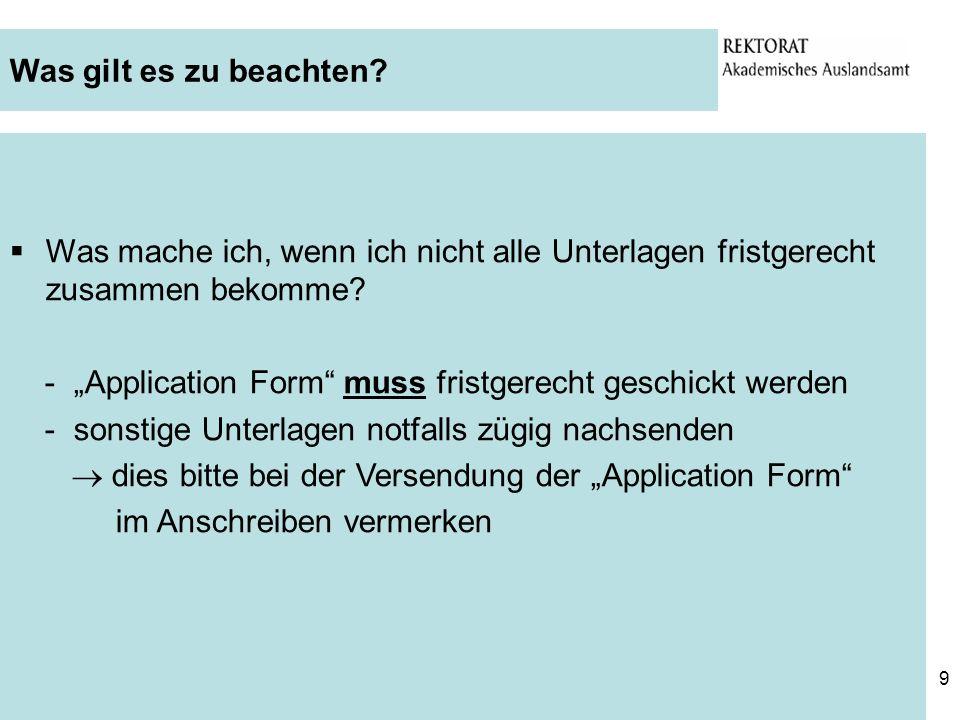 20 Erasmus Learning Agreement