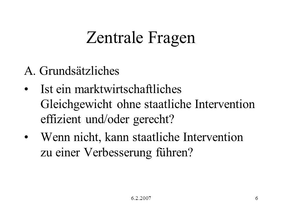 6.2.20076 Zentrale Fragen A.
