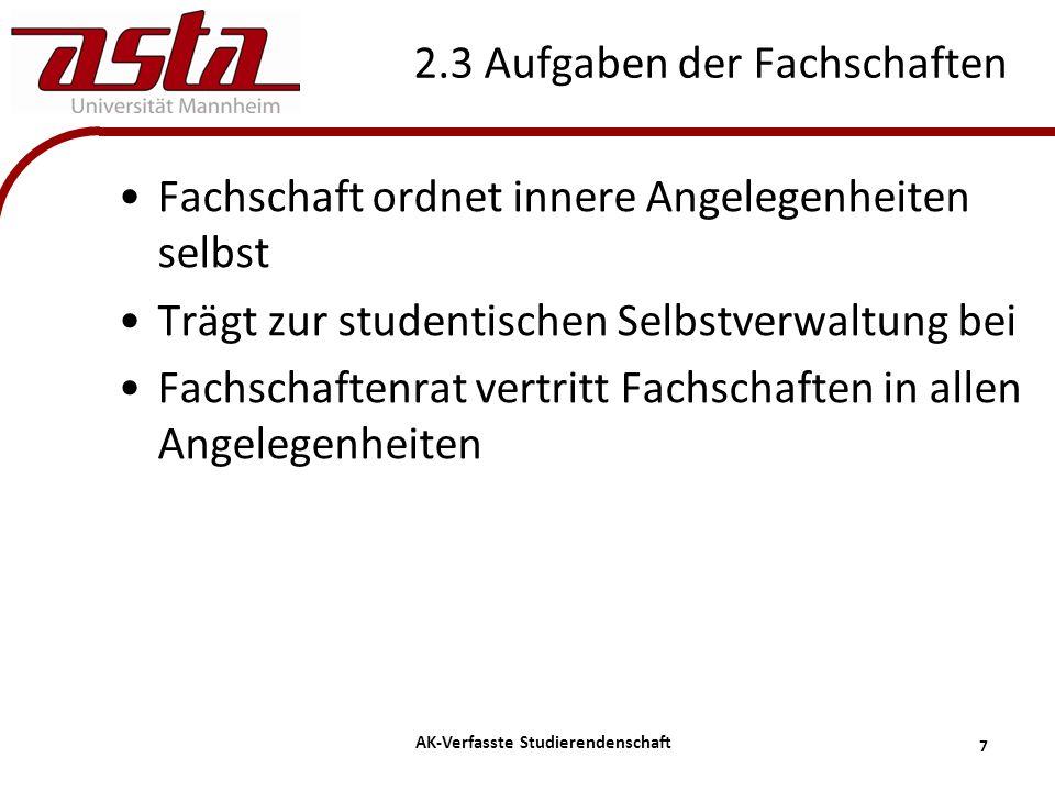 8 AK-Verfasste Studierendenschaft 3.