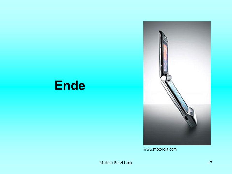 Mobile Pixel Link47 Ende www.motorola.com