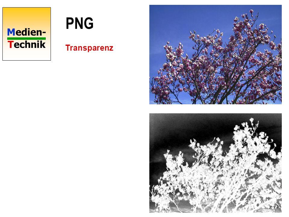 Medien- Technik PNG Transparenz